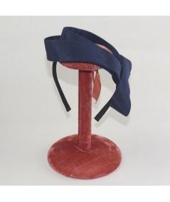 Grosgrain Fabric Zenith Headpiece