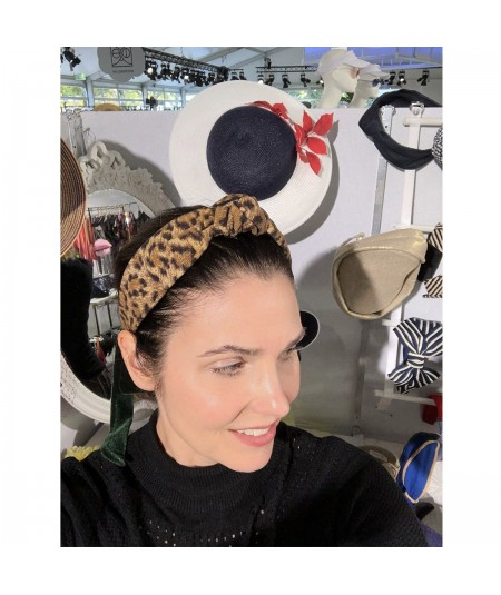 LEOP33 Leopard View 1 headband