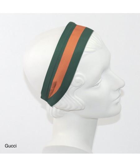 Jennifer Ouellette Retro Stripe Headband - Gucci