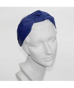 Royal Classic Extra Wide Grosgrain Turban Headband