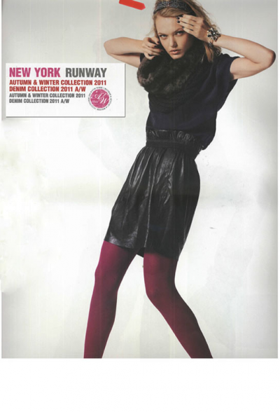 New York Runway - Winter 2011
