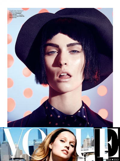 Vogue Turkey - September 2013