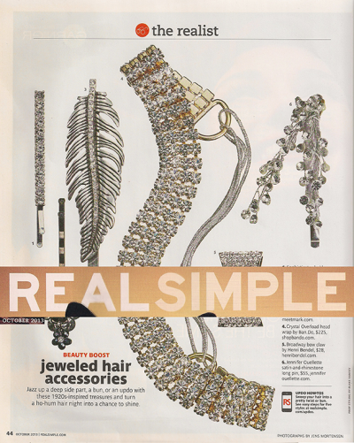 Real Simple - October 2013